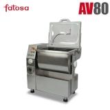 AV 80 - mesanje pod vakumom